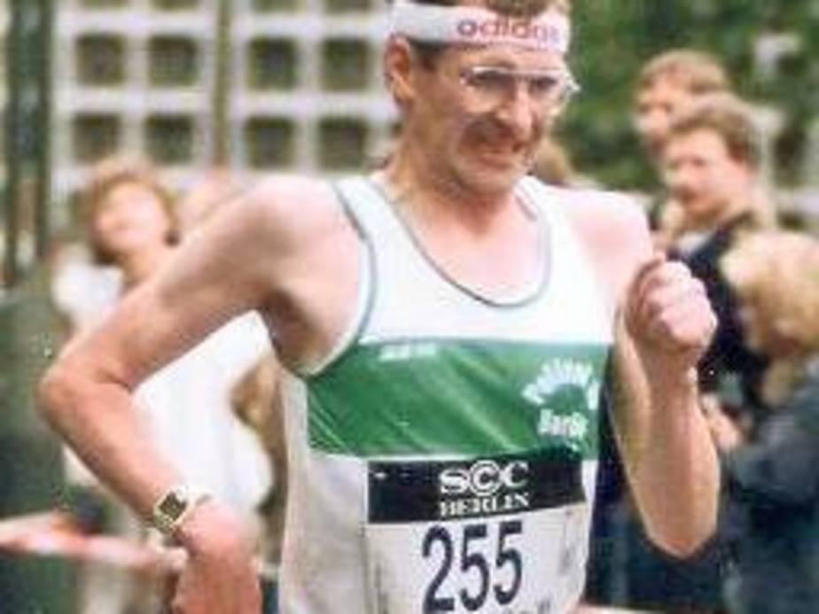 Wilfried Köhnke - Halbmarathon