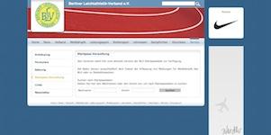 Startpass-Verwaltung