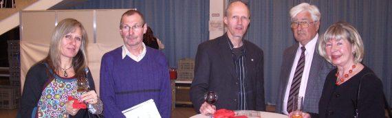 Ehrennadelverleihung des PSV 2013