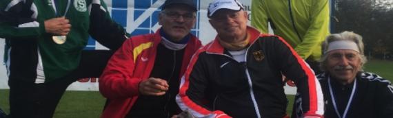 Die Wettkampf-Ergebnisse des PSV-Gehsport-Teams