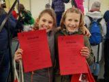 Ein Bericht von den Kindern der Leichtathletik Abteilung,  geschrieben von Sarah und Lisanna