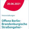 Offene Berlin-Brandenburgische Straßengehermeisterschaften