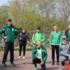 Kleine Doku über die Streckenvermessung zu den Offenen Berlin-Brandenburgischen Meisterschaften Straßengehen im Britzer Garten